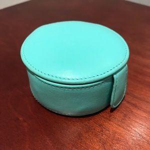 Tiffany & Co. travel box